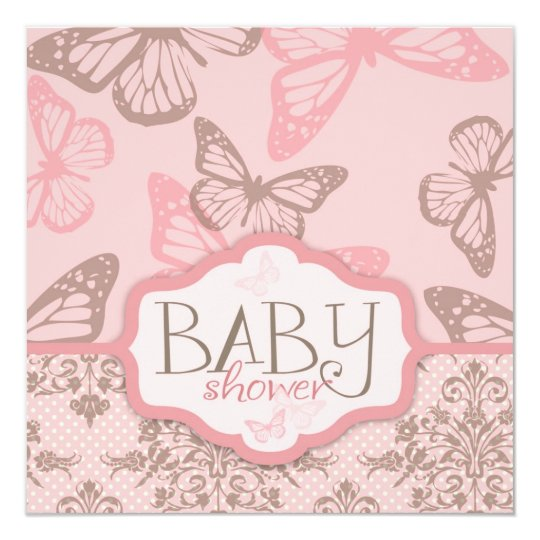 Butterfly Kisses Petal Invitation Square_tash82