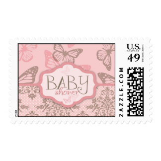Butterfly Kisses Petal Stamp