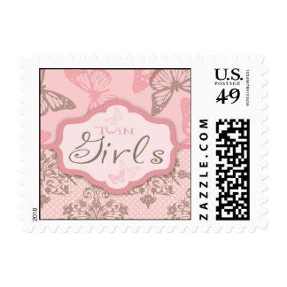 Butterfly Kisses Petal Stamp B2