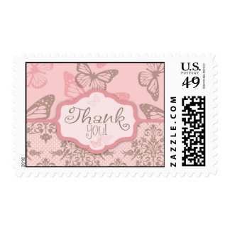 Butterfly Kisses Petal TY Stamp