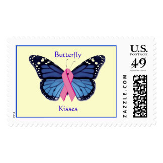 Butterfly Kisses Postage
