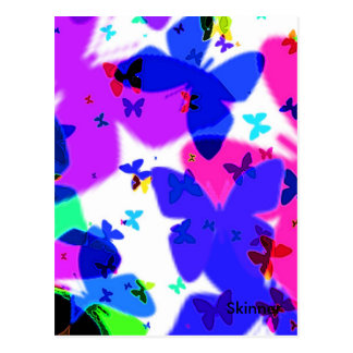 Butterfly Kisses Post Cards
