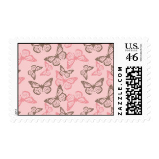 Butterfly Kisses Stamp