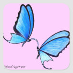 Butterfly Kisses Stickers