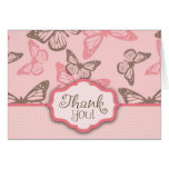 Butterfly Kisses TY Card