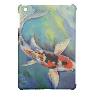 Butterfly Koi iPad Case