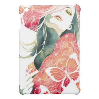 Butterfly Lady - iPad Mini Case