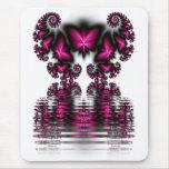 Butterfly Lake mousepad