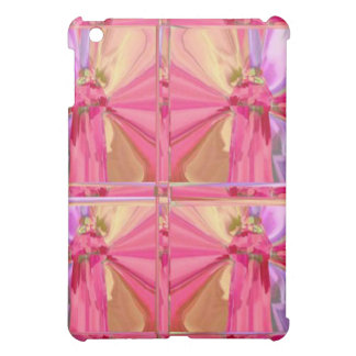 Butterfly Lampshade Pattern - RedRose Petal Art iPad Mini Cover