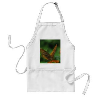 Butterfly Landing Adult Apron