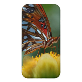 Butterfly Landing iPhone 4 Case For iPhone 4