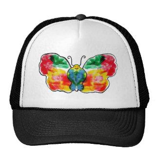 Butterfly - landscape template design hats