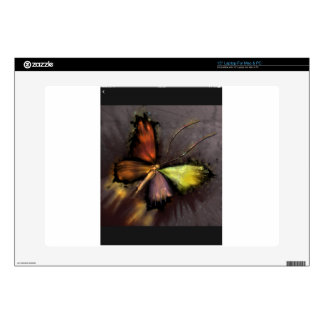 Butterfly Laptop Decal