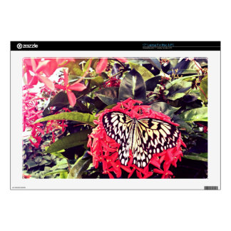 Butterfly Laptop Decals