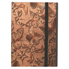 Butterfly Leather 1 Ipad Powiscase Ipad Air Case at Zazzle