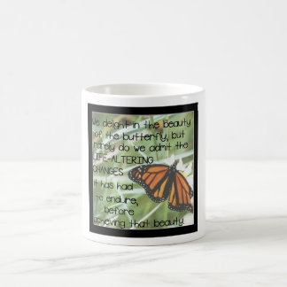 Butterfly - Life Altering Beauty Coffee Mug