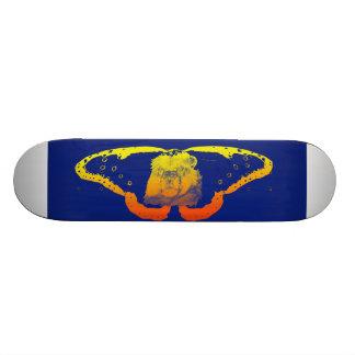 Butterfly Lion Skateboard