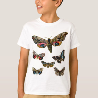 Butterfly Lithographs T-Shirt