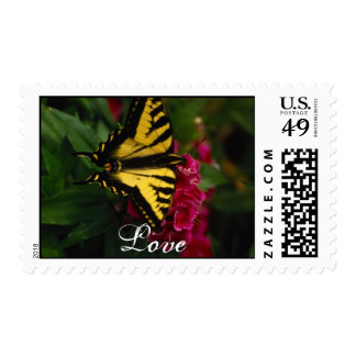 Butterfly Love 2med Stamps