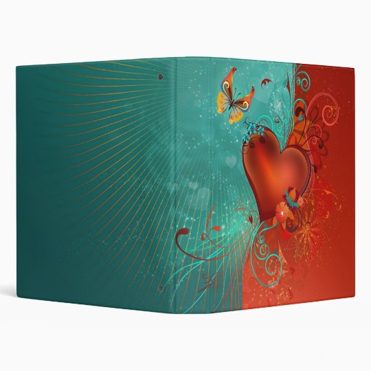 Butterfly Love - Multi-Purpose Binder