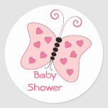 Butterfly Love Stickers