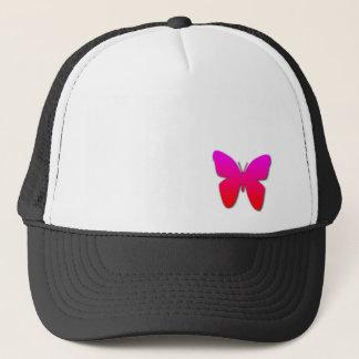 butterfly love trucker hat