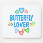 BUTTERFLY LOVER MOUSE MATS