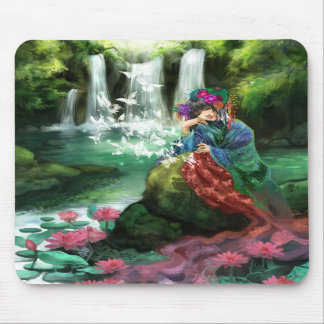 Butterfly Lover Mousepad
