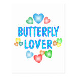 BUTTERFLY LOVER POSTCARDS