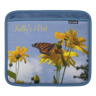 Butterfly Lovers Rickshaw iPad Sleeve