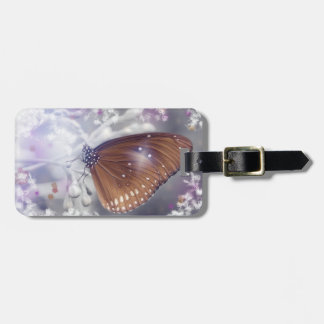 Butterfly Travel Bag Tags