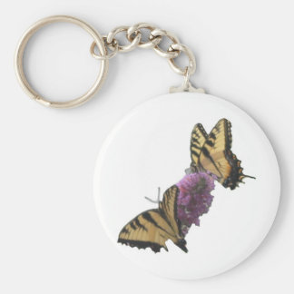Butterfly Lunch 2 Keychain