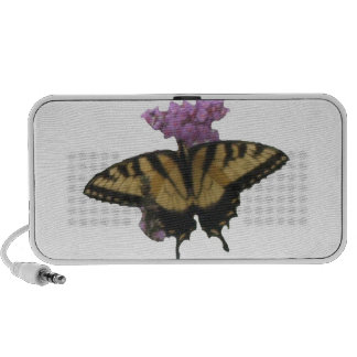 Butterfly Lunch Portable Speakers