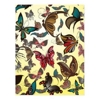 Butterfly Magic Postcard