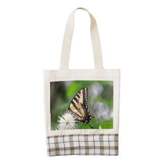 Butterfly Magic Zazzle HEART Tote Bag