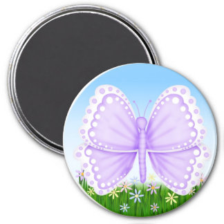 Butterfly Magnets Locker Magnet File Cabinet