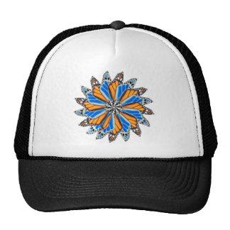 Butterfly Mandala 2 Hat