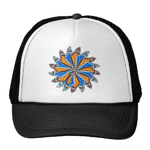 Butterfly Mandala 2 Trucker Hat