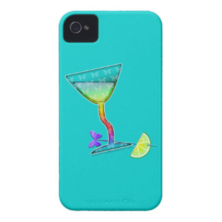 BUTTERFLY MARTINI Case-Mate iPhone 4 CASE