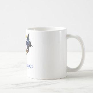 Butterfly Massage Therapist Coffee Mug