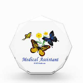 Butterfly Medical Assistant Award
