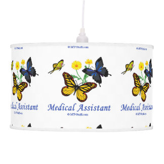 Butterfly Medical Assistant Pendant Lamp