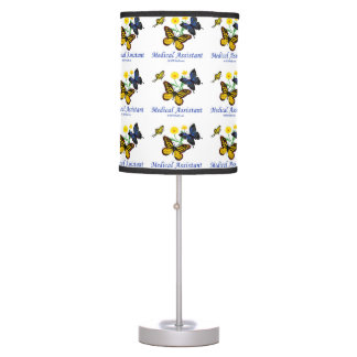 Butterfly Medical Assistant Table Lamp
