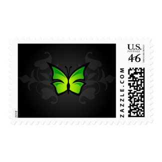 Butterfly Medium Custom Stamps