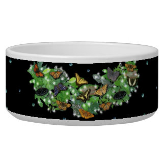 Butterfly Meeting Bowl