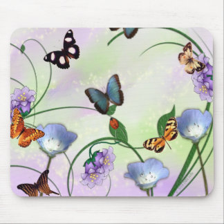 Butterfly Menagerie Mouse Pad