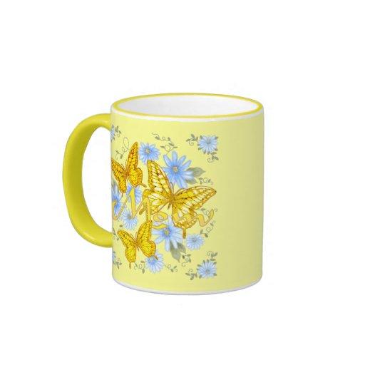 Butterfly Mom Mugs