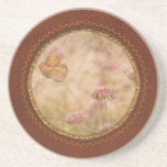 Butterfly - Monarach - The sweet life Drink Coasters