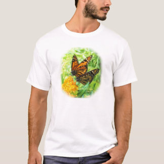 Butterfly_monarch_duo_9241H_Paint T-Shirt