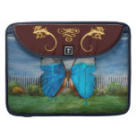Butterfly - Morpho - I hate it when the colors run Sleeves For MacBook Pro